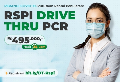 RSPI Drive Thru PCR