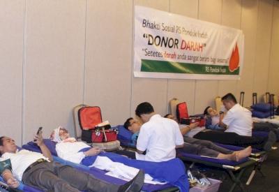 Donor Darah IKK RS Pondok Indah - Pondok Indah
