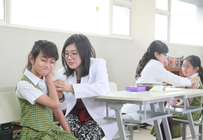 Outbreak Response Immunization (ORI) Difteri