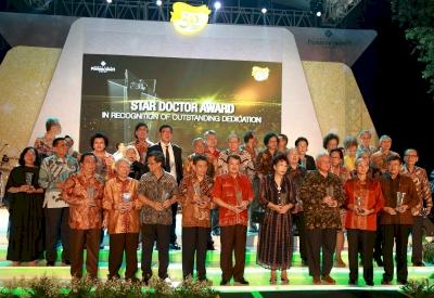 RS Pondok Indah Group Apresiasi Dedikasi Para Dokter