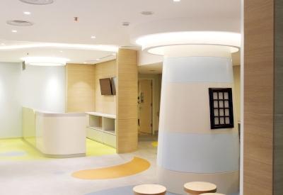 Wajah Baru Women & Fetal Diagnostic Center dan Klinik Anak RS Pondok Indah - Pondok Indah
