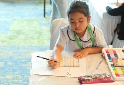 Save the Earth Drawing Competition RS Pondok Indah - Bintaro Jaya