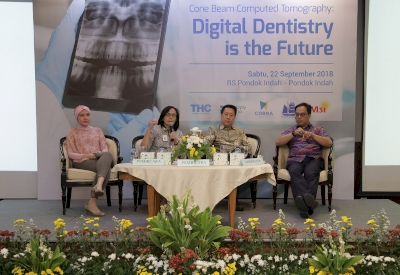 "Seminar ""Cone Beam Computed Tomography - Digital Dentistry Is The Future"""