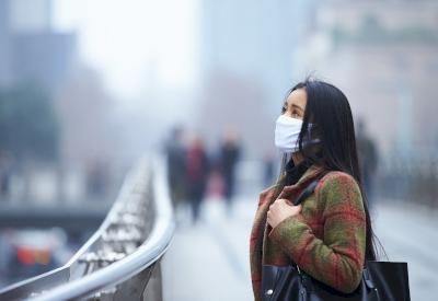 Lindungi Pernapasan dari Gangguan di Udara