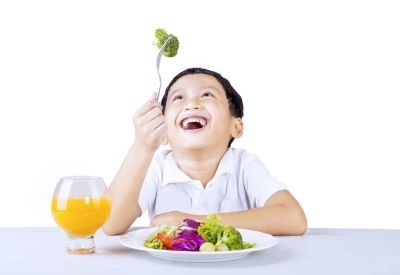 Sejuta Kebaikan Sayur dan Buah untuk Si Kecil