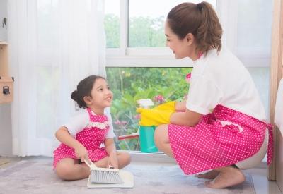 Mengajarkan Tanggung Jawab pada Anak