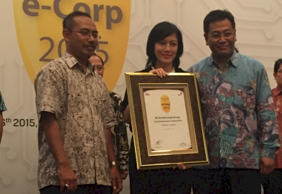 "RS Pondok Indah Raih Predikat ""Excellent"" Kategori Best IT System"