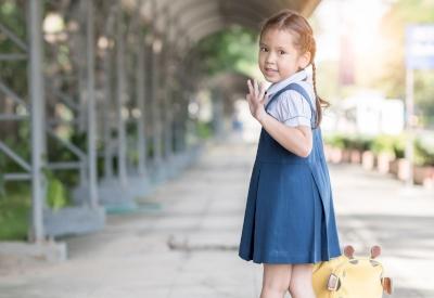 Si Kecil Sudah Siap Sekolah. Apa Tandanya?