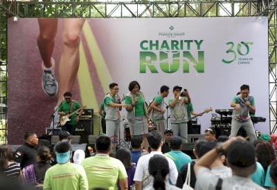 Tingkatkan Kepedulian Terhadap Kanker Payudara, RS Pondok Indah Selenggarakan Charity Run