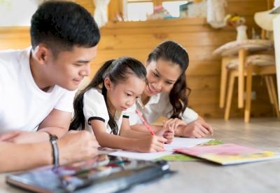 Membuat Anak Tetap Nyaman Saat Masa Learn From Home