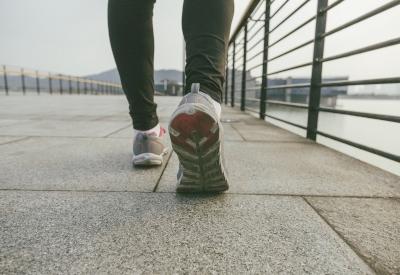 Berapa Langkah yang Anda Tempuh Hari Ini?